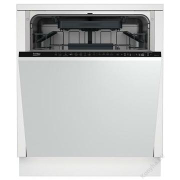 Beko DIN28430 teljesen beépíthető mosogatógép