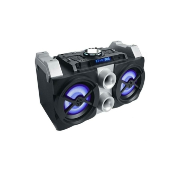 Akai DJ MIXER ROCKY party rendszer vezeték nélküli mikrofonnal