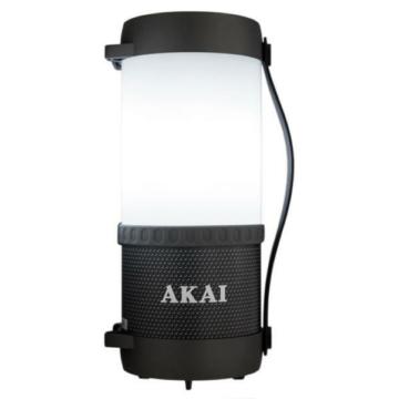 AKAI ABTS-40 kültéri bluetooth hangszóró LED lámpával