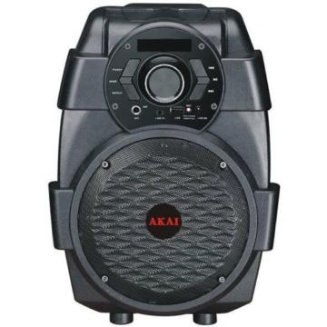 Akai ABTS-806 hordozható bluetooth hangszóró beltéri vagy kültéri használatra