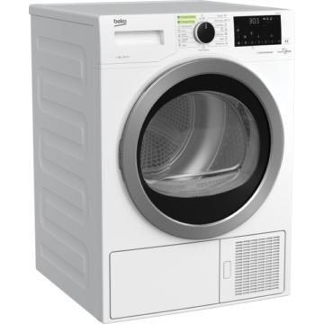 BEKO DS8539 TU hőszivattyús szárítógép UV Hygiene funkcióval 5 év garanciával