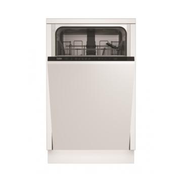 Beko DIS35020 beépíthető mosogatógép 5 év garanciával 10 terítékes