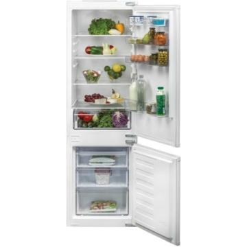 Beko BCHA275K3 SN beépíthető kombinált hűtőszekrény NoFrost