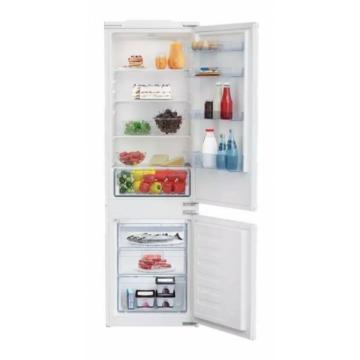 Beko BCSA 285K3 SN beépíthető hűtőszekrény 5 év garanciával