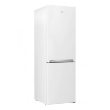 Beko RCNA 366I40 WN alulfagyasztós hűtőszekrény NoFrost 5 év garanciával