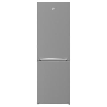 Beko RCSA 330K30 XPN alulfagyasztós hűtőszekrény 3 fiókos fagyasztóval