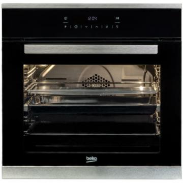 Beko BIM25400 XMS beépíthető sütő 5 év garanciával