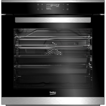 Beko BIS35500 XMS beépíthető sütő 5 év garanciával