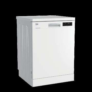 Beko DFN28422 W 60 cm széles mosogatógép