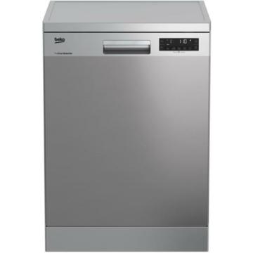 Beko DFN28422 X 60 cm széles mosogatógép