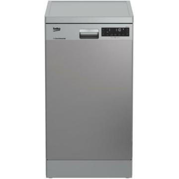 Beko DFS28131 X 45 cm széles mosogatógép