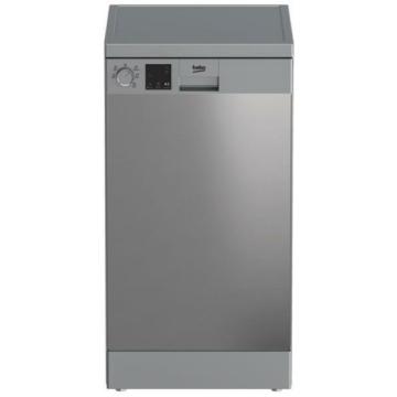 Beko DVS05022 S keskeny mosogatógép 2 év garanciával
