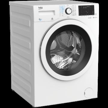 Beko HTV8736 XS0 mosószárítógép 5 év garanciával