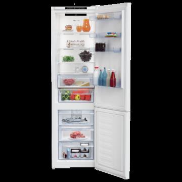 Beko RCNA406I40 WN alulfagyasztós NoFrost hűtőszekrény