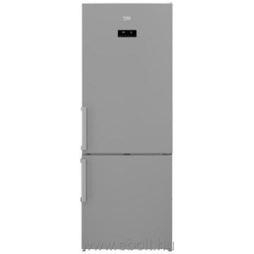 Beko RCNE-520E41Z X alulfagyasztós hűtőszekrény