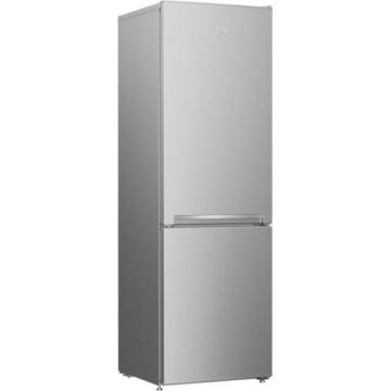 Beko RCSA270K30 SN alulfagyasztós kombinált hűtőszekrény