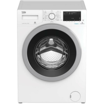 Beko WTV9636 XS0 elöltöltős gőzfunkciós mosógép