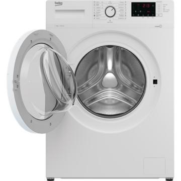 Beko WUE6512XWST elöltöltős keskeny mosógép