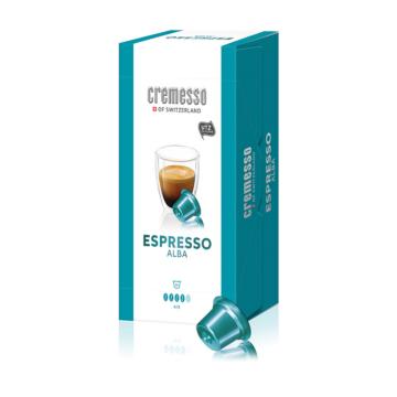 Cremesso Espresso ALBA kávékapszula 16 db-os kiszerelésben