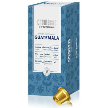 Cremesso Guatemala Limited Edition kávékapszula 16 db-os kiszerelésben