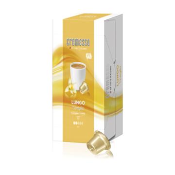 Cremesso Lungo Vaniglia kávékapszula 16 db-os kiszerelésben