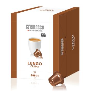 Cremesso Lungo CremaXXL box kávékapszula 48 db-os kiszerelés