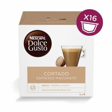 NESCAFE Dolce Gusto Cortado 16 db kávékapszula
