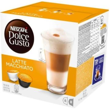 NESCAFE Dolce Gusto Latte macchiato 16 db kávékapszula