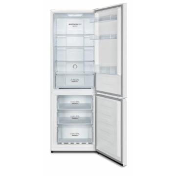 Gorenje NRK6181PW4 alulfagyasztós NoFrost kombi hűtőszekrény 3 év garancia