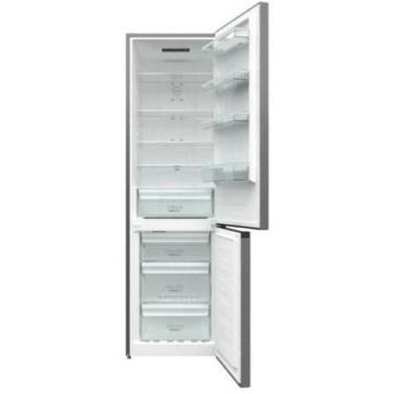 Gorenje NRK6202ES4 alulfagyasztós NoFrost kombi hűtő