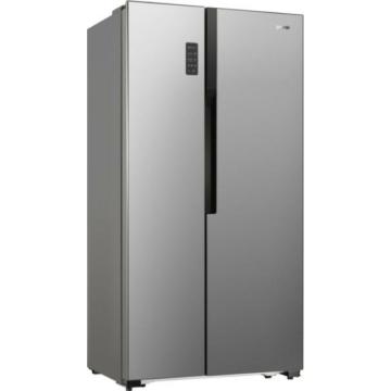 Gorenje NRS9181MX side-by-side NoFrost hűtőszekrény 3 év garancia