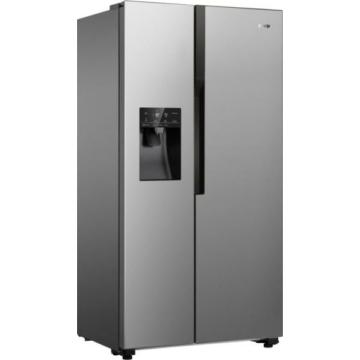 Gorenje NRS9181VX amerikai side-by-side hűtőszekrény