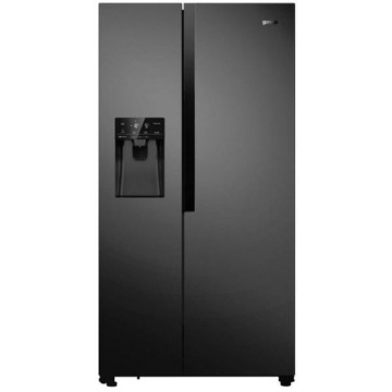 Gorenje NRS9182VB side-by-side NoFrost hűtőszekrény 3 év garancia