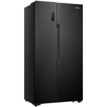 Gorenje NRS9181EMB side-by-side NoFrost hűtőszekrény 3 év garancia