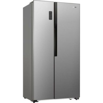 Gorenje NRS9181EMX side-by-side NoFrost hűtőszekrény 3 év garancia