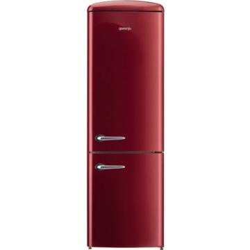 Gorenje ORK192R alulfagyasztós kombinált hűtőszekrény 3 év garancia