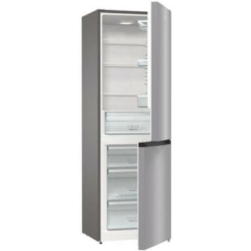 Gorenje RK6191ES4 alulfagyasztós kombinált hűtőszekrény 3 év garanciával