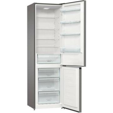 Gorenje RK6202ES4 alufagyasztós hűtőszekrény 3 év garanciával