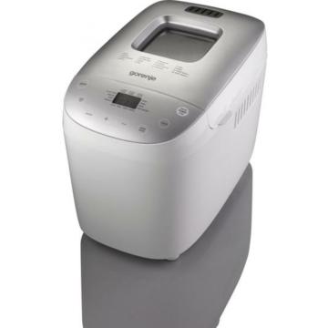 Gorenje BM1600WG kenyérsütőgép 850W 16 program 2 év garancia