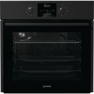 Gorenje BO735E11B beépíthető fekete sütő 3 év garancia