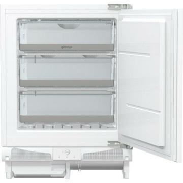 Gorenje FIU6092AW pult alá építhető fagyasztószekrény 3 év garancia