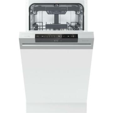 Gorenje GI561D10S beépíthető mosogatógép látható kezelőpanel TotalDry edényszárítás