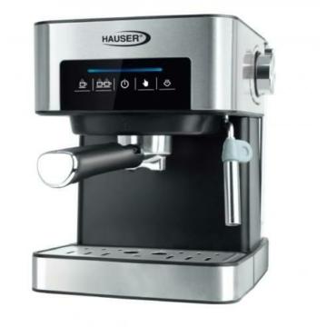 Hauser CE-935 presszókávéfőző 15 baros 2 csésze kávéhoz vagy forróvízhez.