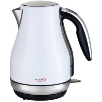 Hauser JK903W vízforraló fehér 1,7 liter 2000W