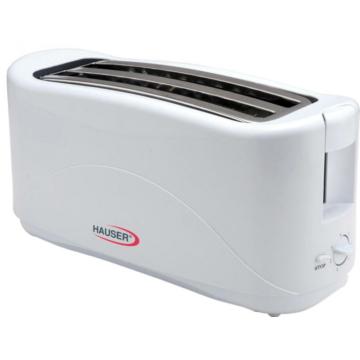 Hauser T214 W négyszeletes kenyérpirító fehér színben
