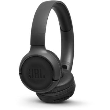 JBL Tune 500 bluetooth fejhallgató fekete színben