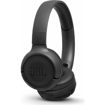 JBL Tune 560 vezeték nélküli bluetooth fejhallgató feket színben