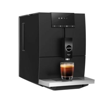 Jura ENA 4 Full Metropolitan Black automata kávéfőző fekete színben
