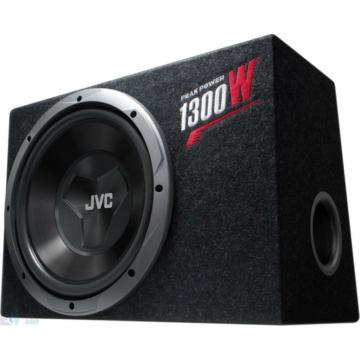 JVC CS-BW120 bass reflex autós mélyláda, subláda