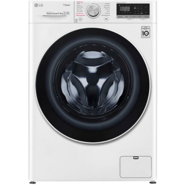 LG F2WN4S6S0 keskeny elöltöltős mosógép inverter motorral